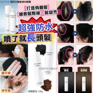$102 韓國超防水蓋髮補色噴霧 (120g)